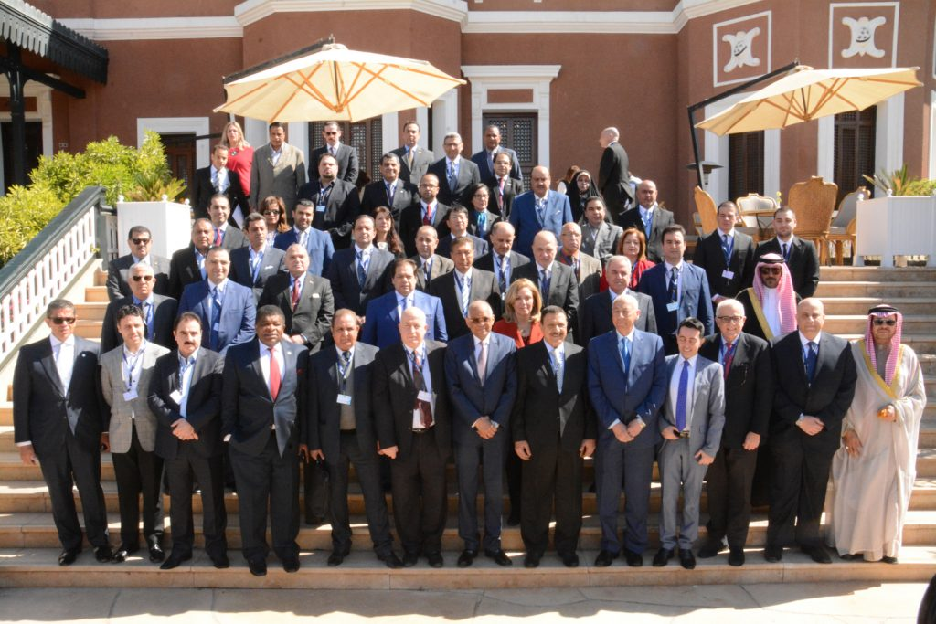 UNODC conference 2017 in Aswan